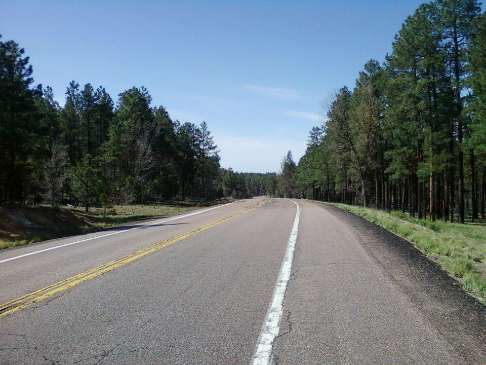 Near Apache Reservation